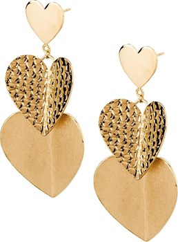 EARRING HEART BEAT - BHB21 8053251801263 BROSWAY