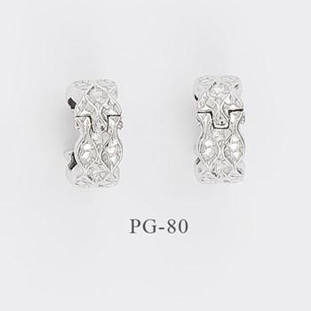 Boucle d\'oreille inspiré par le œuvre de Gaudí PG-80 Finor