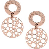 EARRINGS IPPOCAMPO SILVER PINK IPPE24 IPPOCAMPO JEWELS