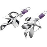 EARRING EARRING STEEL BREIL 2315-LONG 2315-largo