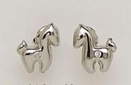 EARRING EARRING HORSE - OWN - 3024-THREAD