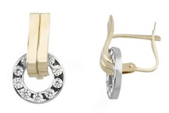 EARRING EARRING GOLD - OWN - 1811-CATALAN