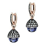 SILVER EARRINGS ORGM 1416 KAVAK DIAMONDS