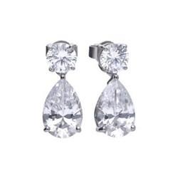 PENDIENTES DIAMONFIRE TALLADOS COMO UN DIAMANTE 6214801082 DiamondFire