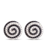 EARRING LUXENTER SILVER RHODIUM-PLATED ET2030100