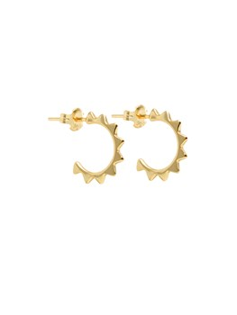 EARRING ARISES GOLD COMES GOLD