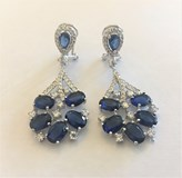 EARRINGS SWAROVSKI ZE52637 KAVAK DIAMONDS