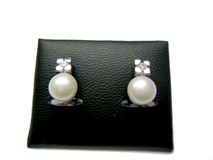 EARRING YOUR AND I SILVER