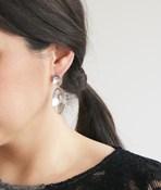 Joi D art Silver earrings Joid art F3040AR049000