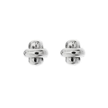 PURE STERLING SILVER EARRINGS MOUNTED TUBES PPP352 Plata Pura