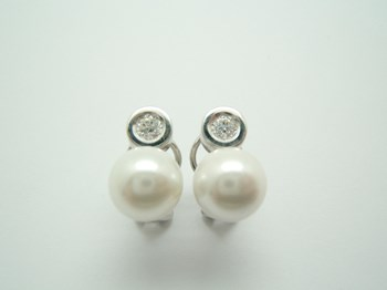 EARRINGS SILVER, YOU AND I ARE S-220 B-79