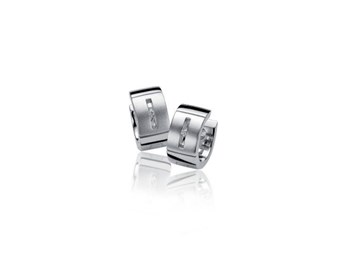 Pendientes Plata y Diamante Zinzi ZDO7