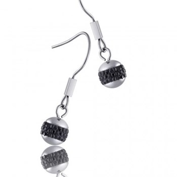 EARRING TIME FORCE STEEL TS5062O