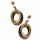 EARRING TIME FORCE ELSA PATAKY TS5123PLE