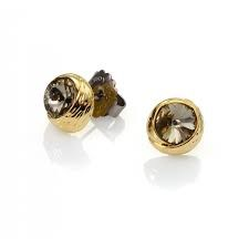 EARRING VICEROY WITH STONE COLOR SMOKE 3099E01012