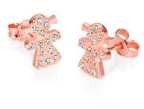 Boucles d'oreilles argent viceroy 1183E100-59
