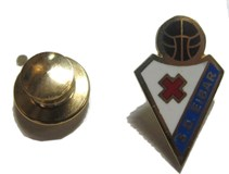 EIBAR 18KILATES GOLD PIN
