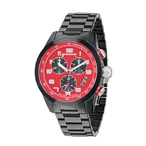 WATCH PIRELLI CHRONO BLACK ARMYS ESF RED R7973605085