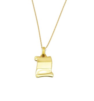 PLATE CHAIN GOLD