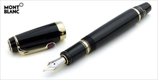 WRITING PEN MONTBLANC BOHEME 25100