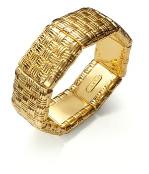 BRACELET VICEROY PLATING OF GOLD B1003P000-06