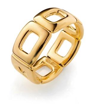 BRACELET VICEROY PLATING OF GOLD B1005P000-06
