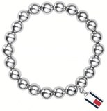 BRACELET STEEL ACCOUNTS FLAG TOMMY HILFIGER 2700501