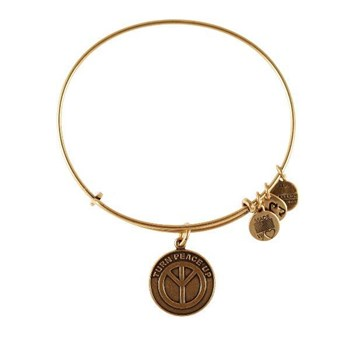 BRACELET ALEX ET ANI INVERSÉ PAIX ÉNERGIE POSITIVE PAZ INVERTIDA Alex And Ani