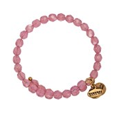 PULSERA ALEX AND ANI ENERGIA POSITIVA ALEX AND ANI FANSIA ROSA