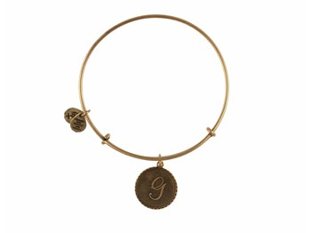 PULSERA ALEX AND ANI LETRA G A08EB91GG 8867870031334