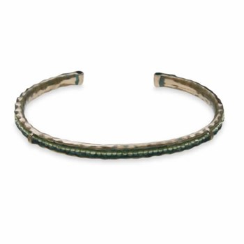 BRACELET BANGLE PLATADEPALO TBF2AT/U Plata de palo