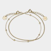 BRACELET CLUSE SILVER WITH C CLJ11010