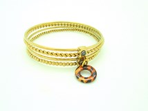 GOLDEN BATH STEEL BRACELET