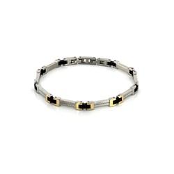 PULSERA DE HOMBRE ACIB0067 69 Jewels