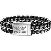 BRACELET MAN S14AAP02B Police