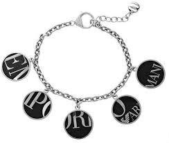 Emporio Armani bracelet en argent EGS1364040