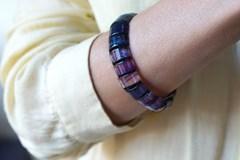 Fluorite bracelet Patricia Arla