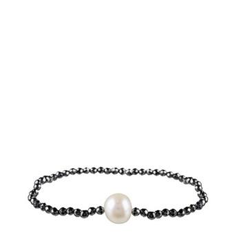 Pulsera Set 2 pulseras hematites perla cultivada