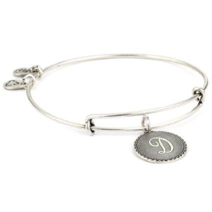 Bracelet Letter D Silver A08eb91ds Alex And Ani 886787003089