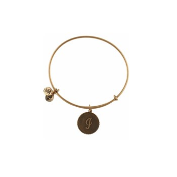 BRACELET LETTRE QUE J\'AI DE L\'OR A08EB91IG ALEX ET ANI 886787003171 Alex And Ani