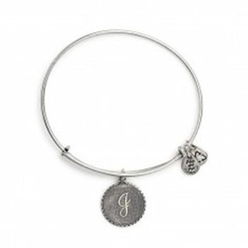 BRACELET LETTER I SILVER A08EB91IS ALEX AND ANI 886787003188