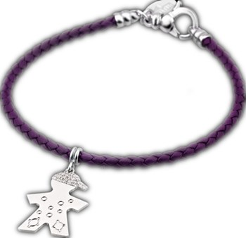 BRACELET LOTUS SILVER CHILD LP1110-2/2