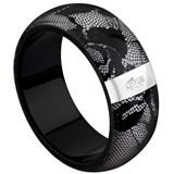 Bracelet Lotus Style Black