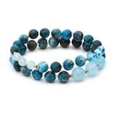 BRACELET LUXENTER STONES BLUE BXA078R53900 BXA078R53900