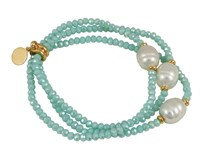 BRACELET DEVOUT WOMAN AND LOMBA PDL193835-TURQUOISE 8435334800415 DEVOTA & LOMBA
