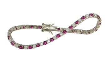 BRACELET DEVOUT WOMAN AND LOMBA PDL2703-01PINK/WHITE 1 8435334800309 DEVOTA & LOMBA