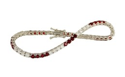 BRACELET DEVOUT WOMAN AND LOMBA PDL2703-01RED/WHITE 4 8435334800347 DEVOTA & LOMBA