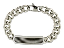BRACELET FORGET-ME-NOT STEEL LISKA 1342