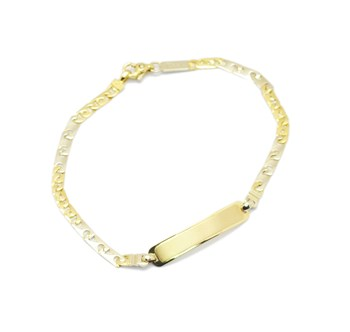 FORGET-ME-NOT GOLD BRACELET