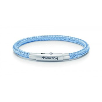 Nomination bracelet steel blue 02301-077179000